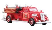 WAS5567 Woodland Scenics 1950's Fire Truck - HO Scale